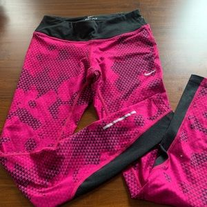 Nike Dry Fit Running Tights